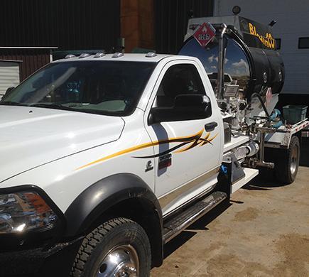 Truck Repairs Photo