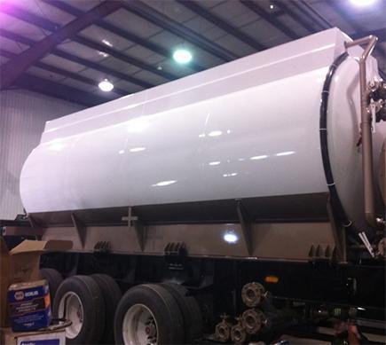 Tank Manufacturing Photo