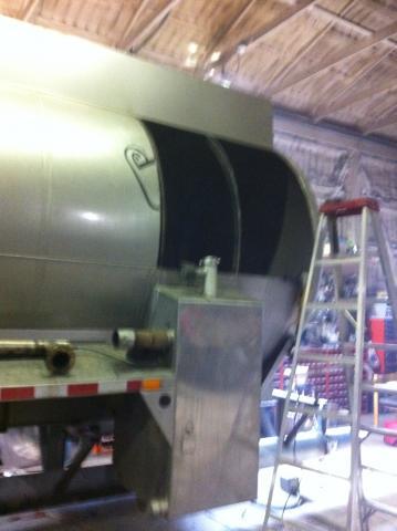Tank Repairs
